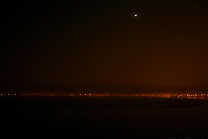 Allahabad Night Sky