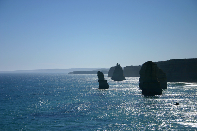The Apostles of Port Campbell National Park