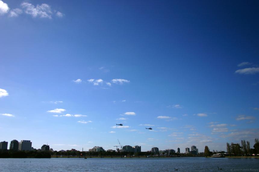 Melbourne Sky