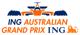 ING Australian Grand Prix Logo