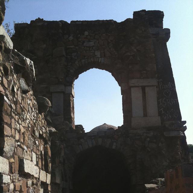 Hauz Khas Ruins