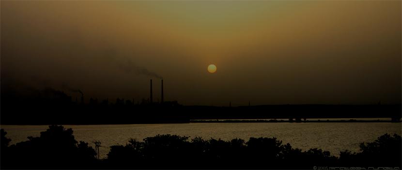 Sunset panaroma