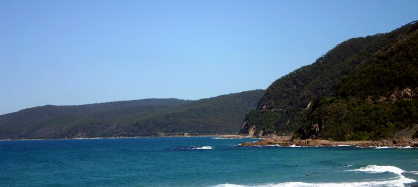 Great Ocean Road Coastline