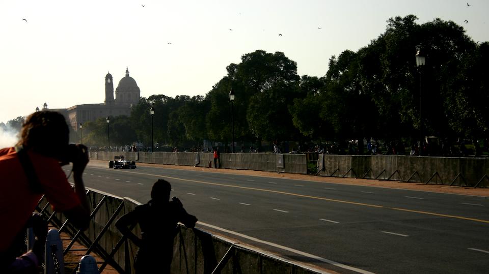 Red Bull Speed Street, Rajpath, New Delhi