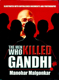 Cover of the book titled 'The Men Who Killed Gandhi'