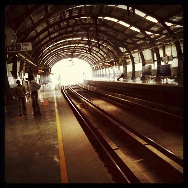 Guru Dronacharya Metro Station