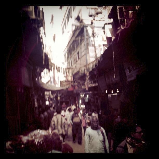 A street in Kolkata